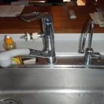 既存の水栓