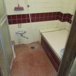 リフォーム前浴室:造りの浴室