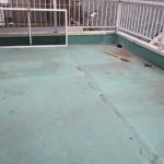 リフォーム前屋上防水